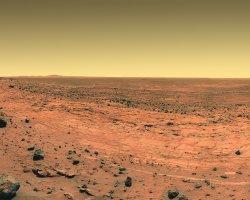 Martian sky color
