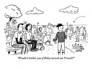 Ward Sullivan in the New Yorker