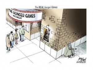 Detroit hunger games