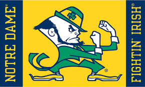 Notre Damme Fighting Irish. Is this an offensive stereotype.
