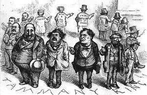 Boss Tweed and other Tammany leaders: who stole the money?